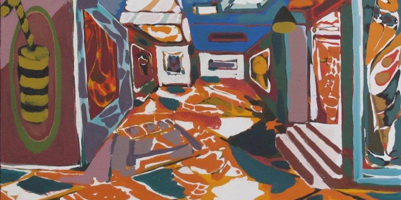 Ekspressivt maleri hos Galleri Profilen