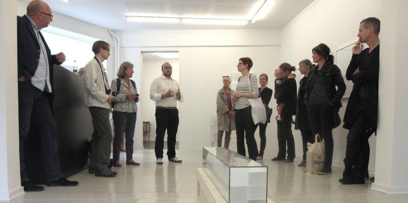 Art Weekend Aarhus: Guidede ture