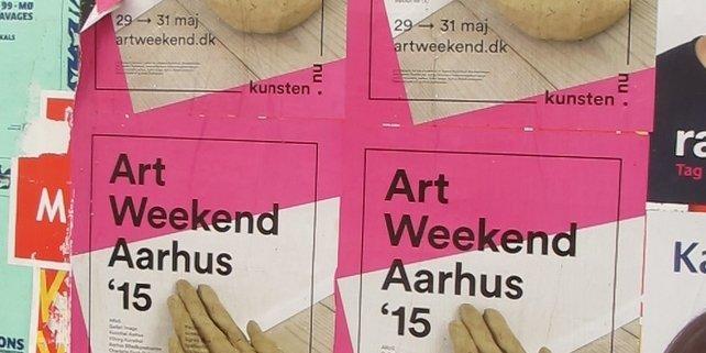 Art Weekend Aarhus´15 i billeder