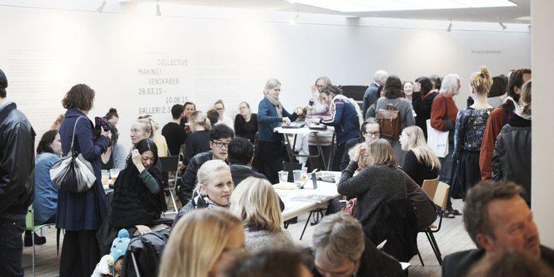 Flere billeder fra Art Weekend Aarhus