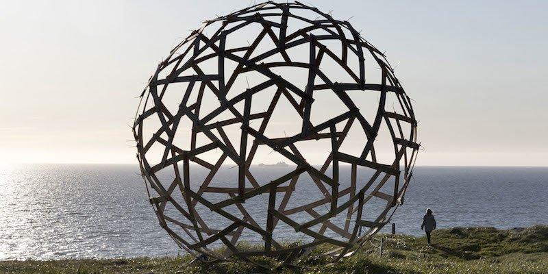 Land Art-festival i Nordjyllands vilde natur