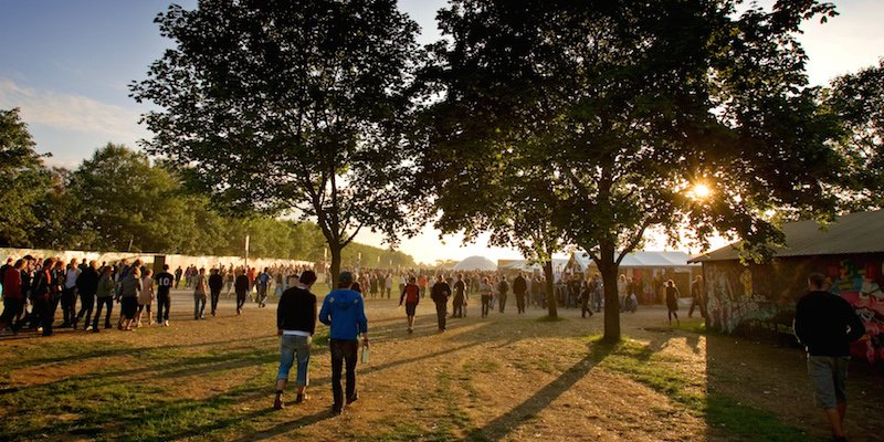 Mød kunsten på Roskilde Festival