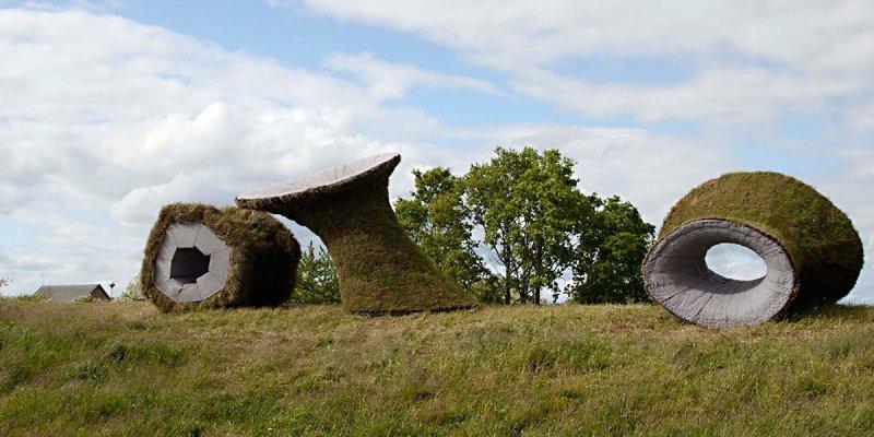 Skattejagt på kunst ved Køge Bugt