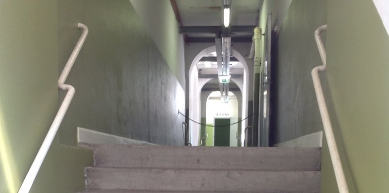 Kunstakademiet rykker i fængsel