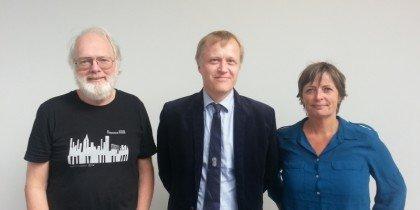 Fabricius ny leder af Kunsthal Aarhus