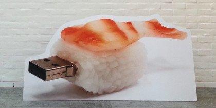 Kager og sushi som kommunikationssystemer