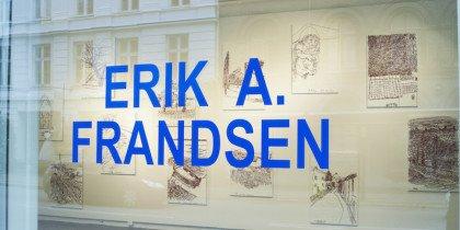 På pilgrimsrejse med Erik A. Frandsen