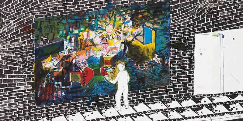 Kunstauktion til fordel for kræftramte børn