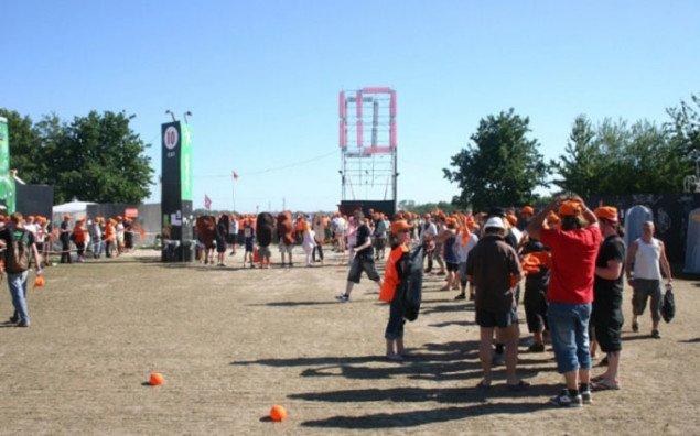 Roskilde08 – billeder fra en festival
