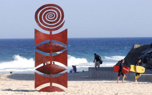Skulpturer i vandkanten – til næste år!