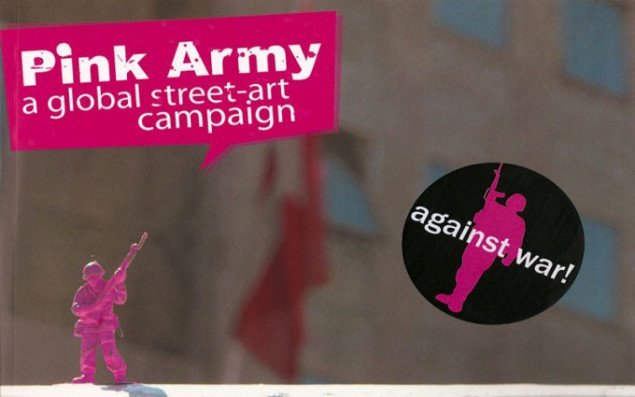 Pink Army – The full picture