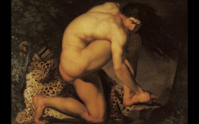 Første danske kunstner på Louvre