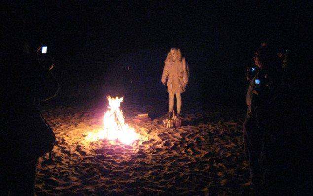 Footprints dag 2: Jord, Luft, Ild, Vand