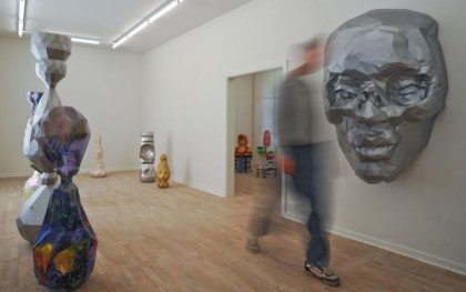 René Schmidt åbner Kunsthallen Brænderigården