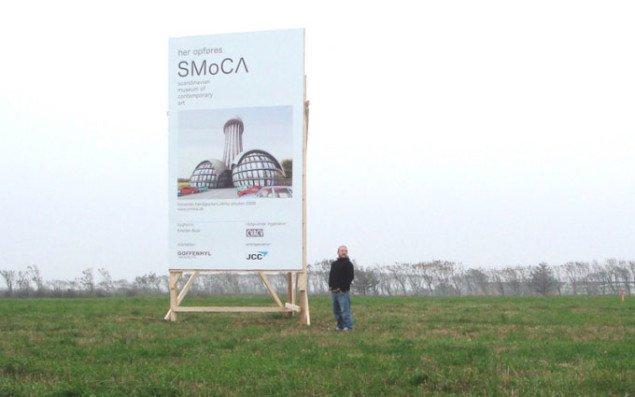 SMoCA nyt gigantisk kunstmuseum i vestjylland? kunsten