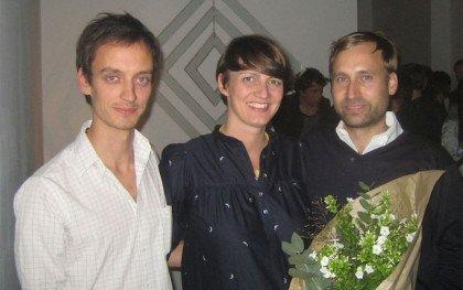 Århusianer møder nordjyde i Berlin