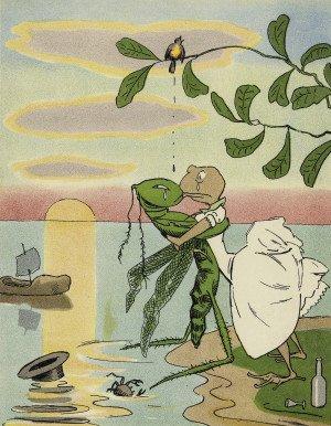 Theodor Kittelsen: Liv og død, folk og trolde