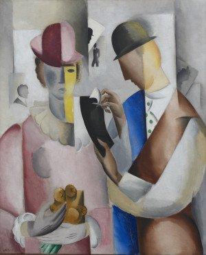 COOL MODERNE – Art deco i dansk billedkunst 1910-40