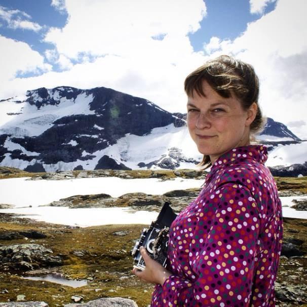 Ditte Knus Tønnesen. Foto: Asle Lauvland Pettersen