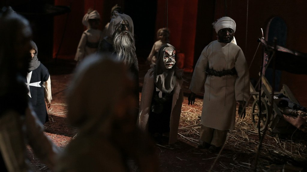 Wael Shawky: Cabaret Crusades: The Horror Show File, 2010 (Pressefoto)