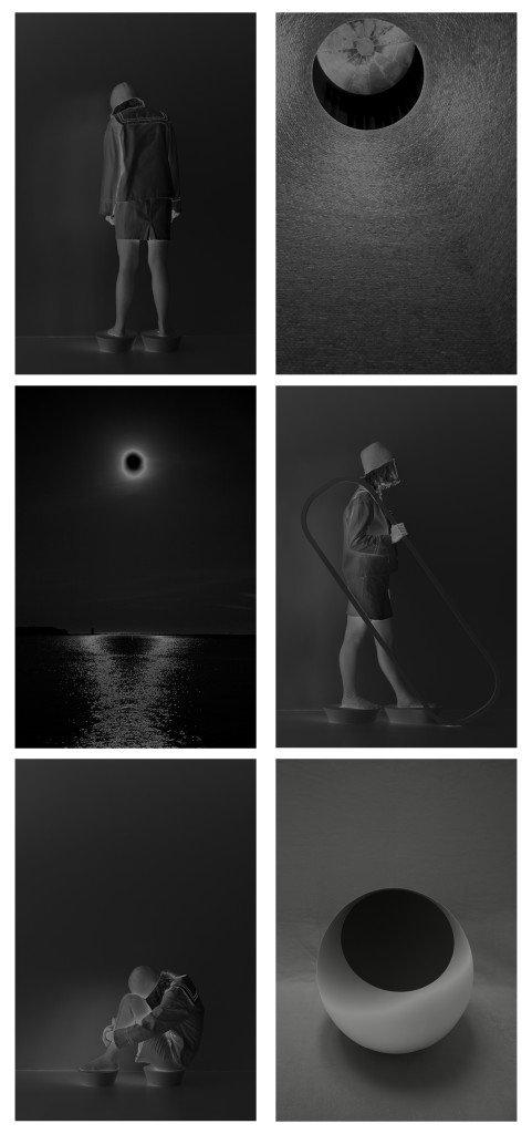 Sophia Kalkau: Geometric Time, 2015
