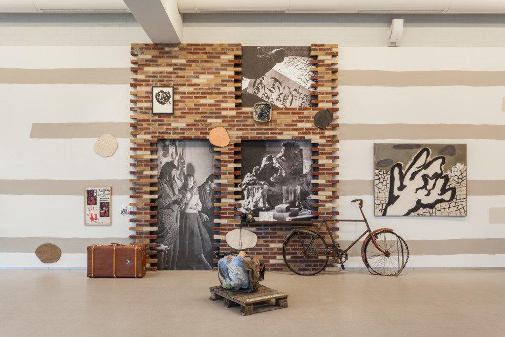 Installationsview, Crossing Borders, CoBrA Musuem of Modern Art. (Foto: Peter Tijhuis)