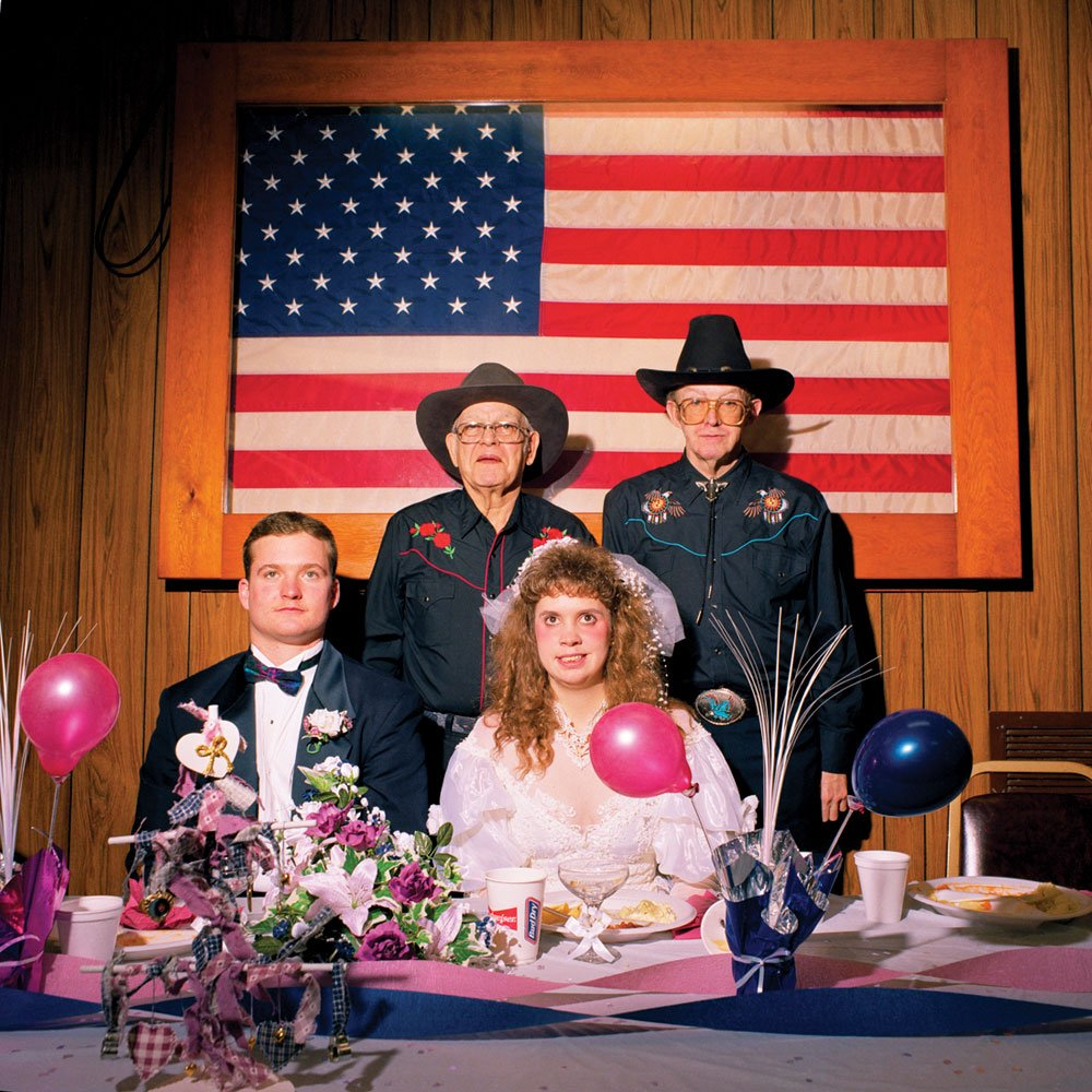Chris Verene: My Cousins Candi's Wedding, 1993. © Chris Verene & Galleri Image