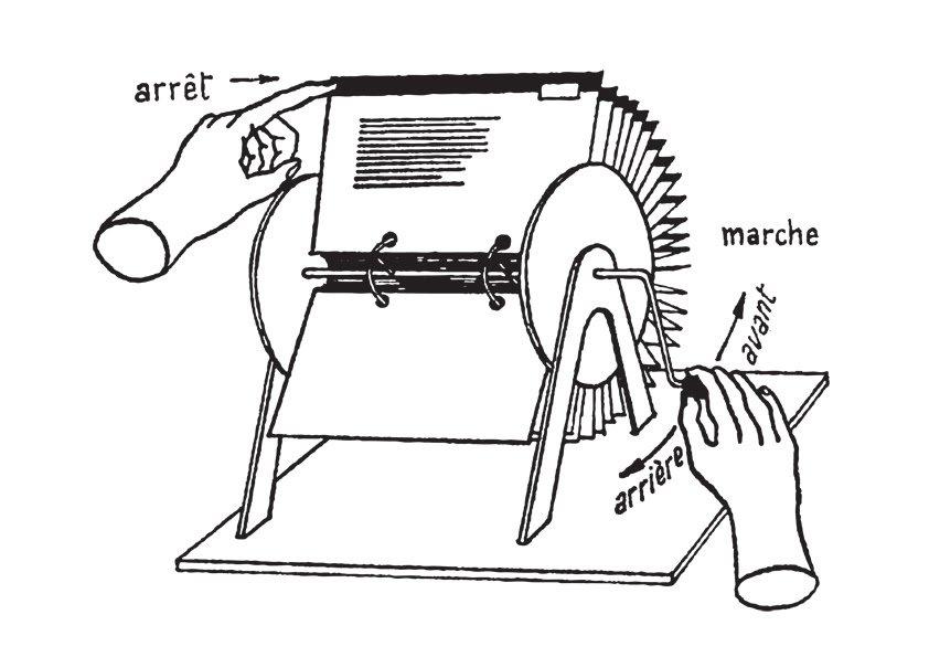 Frirum for kontorkunstnere og provinsavantgardister
