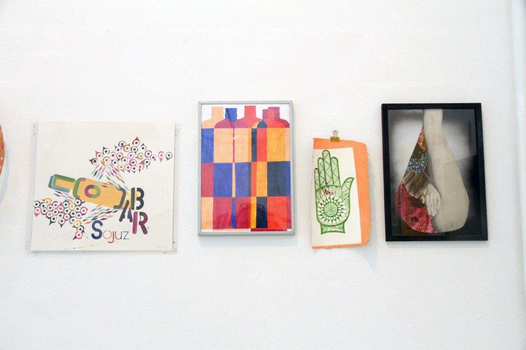 Matha Kramær, Malene Hartmann, Malene Bach, Majken Schulz. Foto: Melou Vanggaard