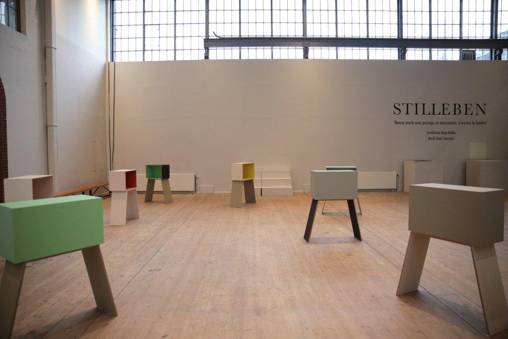 Installationsview, STILLEBEN. Foto: Clea Filippa Ingwersen