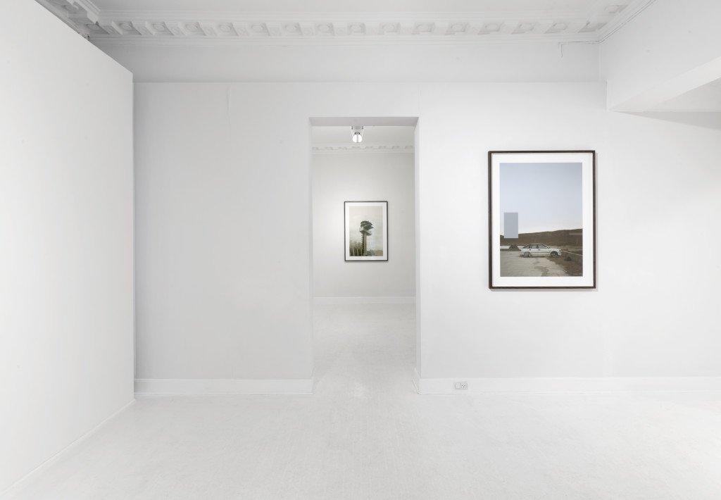 Balder Olrik. Installationsfoto fra udstillingen, System 2. Foto: Martin Asbæk Gallery