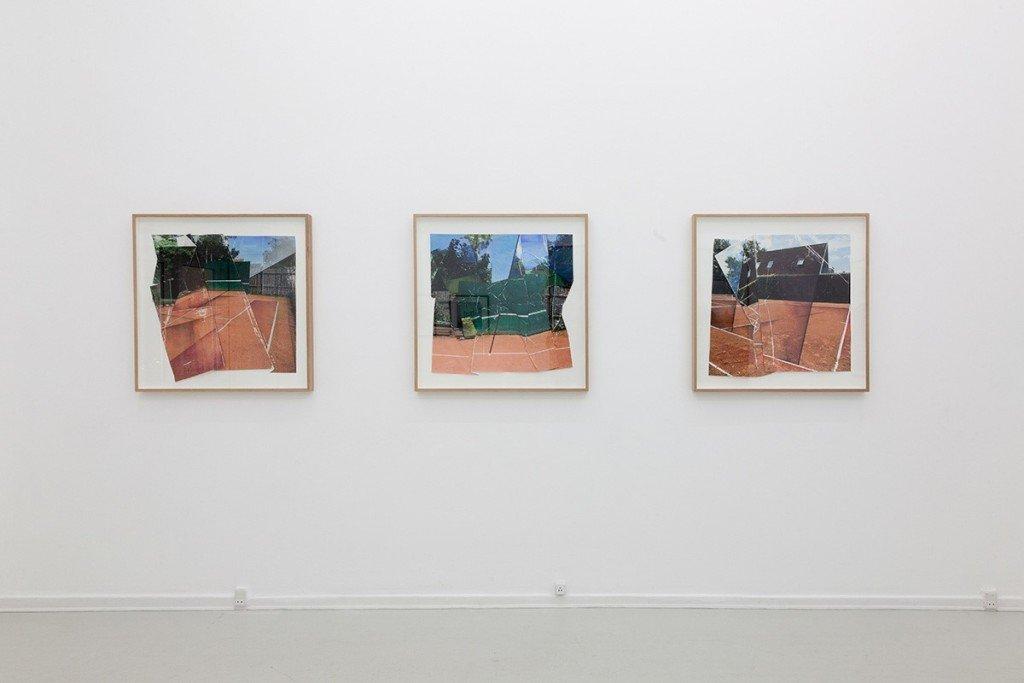 Installationsview fra udstillingen Hello Walls!, Peter Lav Gallery, 2015. Foto: Morten Barker