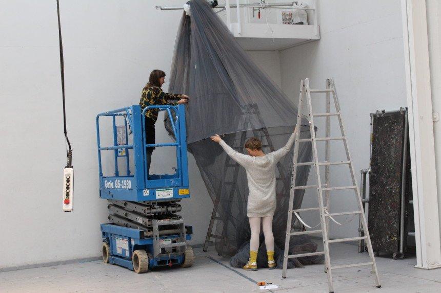 Udflytningen af Statens Værksteder for Kunst droppet