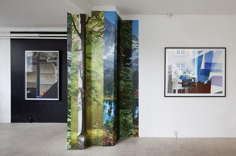 Installationsview fra udstillingen High Season, Galleri Bie og Vadstrup, 2011. Foto: Galleri Bie og Vadstrup
