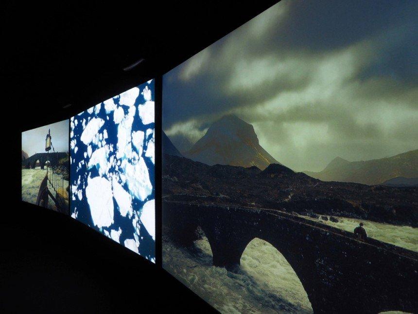 Videokunstfestival i Nikolaj Kunsthal