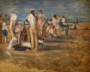 Max Liebermann og hans samtidige
