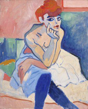 Fransk Kunst 1900-1930
