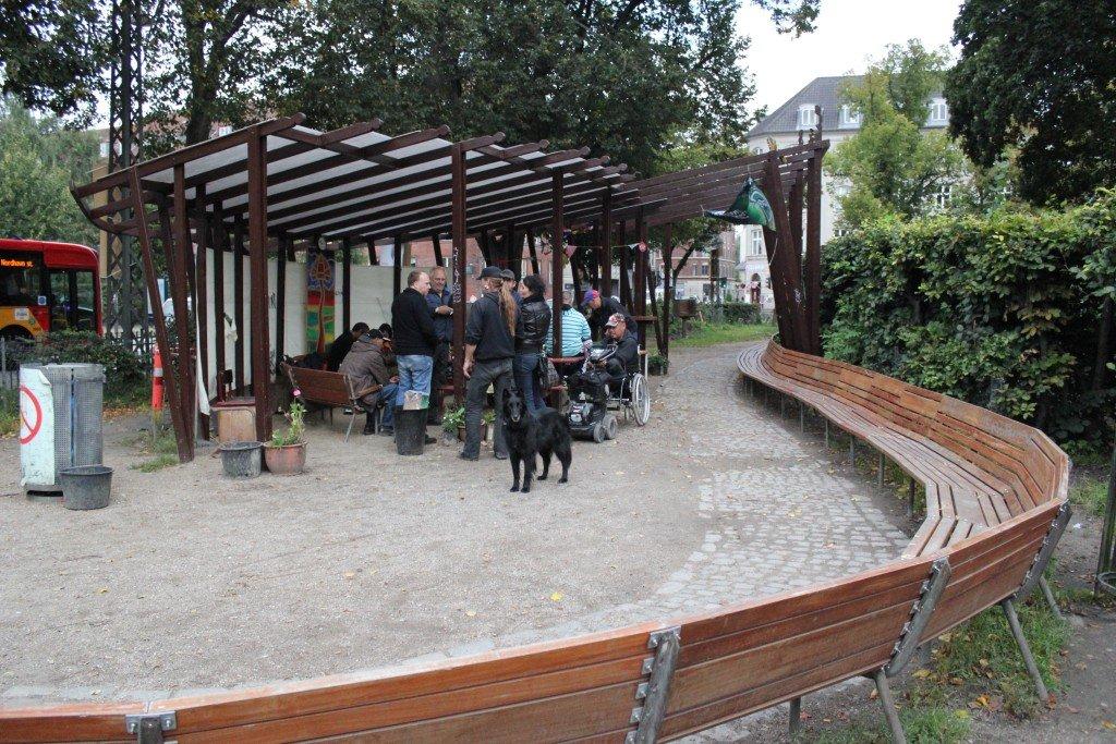 Enghave Minipark, 2010-2012. Foto: Kenneth A. Balfelt