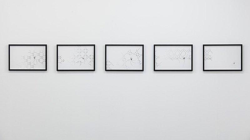 Mønster Brud / Pattern Break, 2016. Foto: Anders Sune Berg