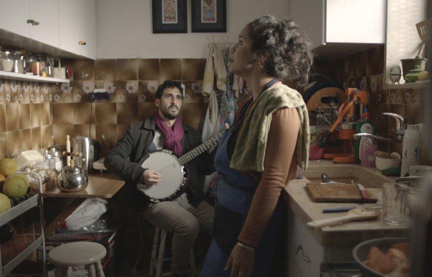 Arabisk musik og skakternede plystæpper