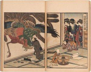 Japanske træsnit – Fra japansk boghåndværk til Pippi Langstrømpe