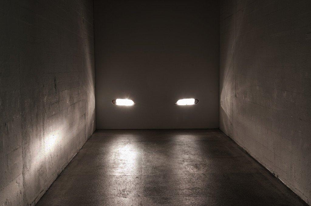 Headlights, 2014, Kunsthal NORD. Foto: Niels Fabæk