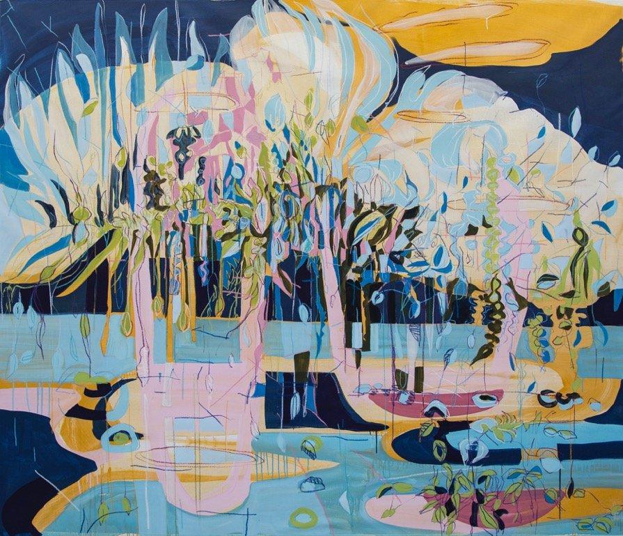 Janaina Tschäpe, hvis værker er repræsenteret verden over, blandt andet på Centre Pompidou og Guggenheim-museet, er med på kurator Dina Vester Feilbergs liste til Holbæk Art 2016. Pressefoto