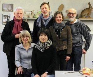 Understrøm: Kunstnergruppen KONTEKST