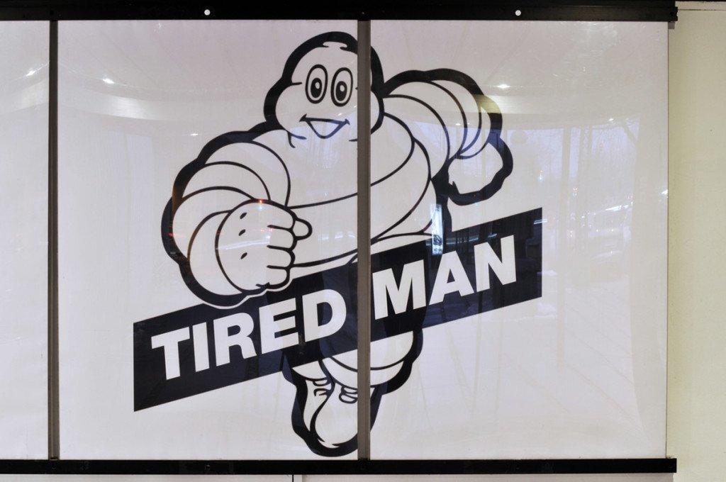Olof Olsson: Tired Man, 2016. Foto: Jens Axel Beck