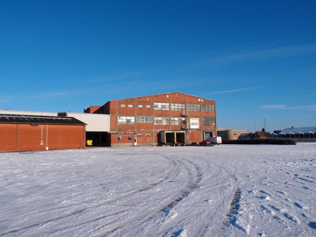 Det nedlagte slagteri på Struervej i Holstebro. Foto: Stine Nørgaard Lykkebo