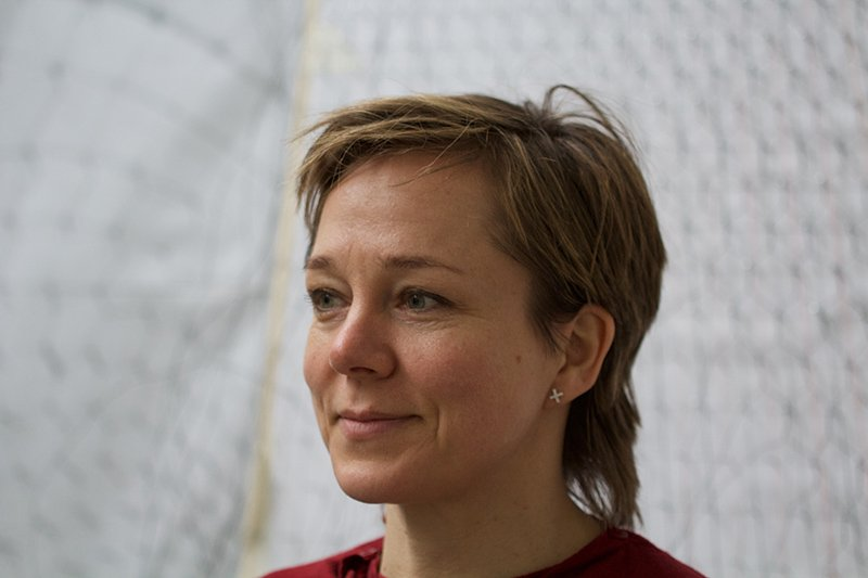Karin Lind. Foto: Peter Holm