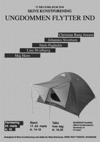 Ungdommen slår lejr i Skive