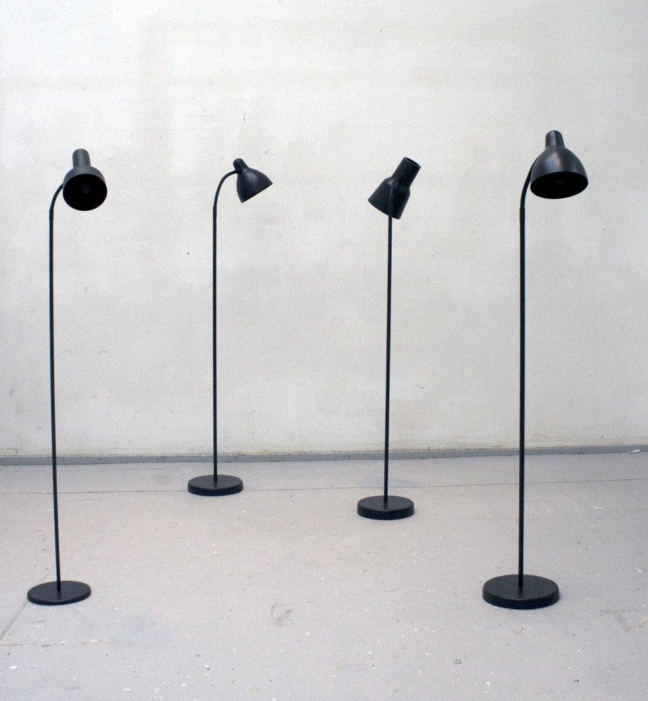 Lamps, 2014. Foto: Daniel Svarre