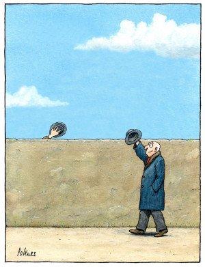 Grænseløs humor? Medborgerskab set gennem humor og satire